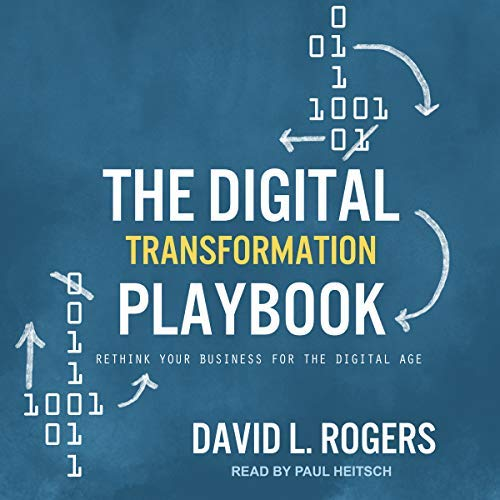 Digital Information Playbook Audiobook Cover