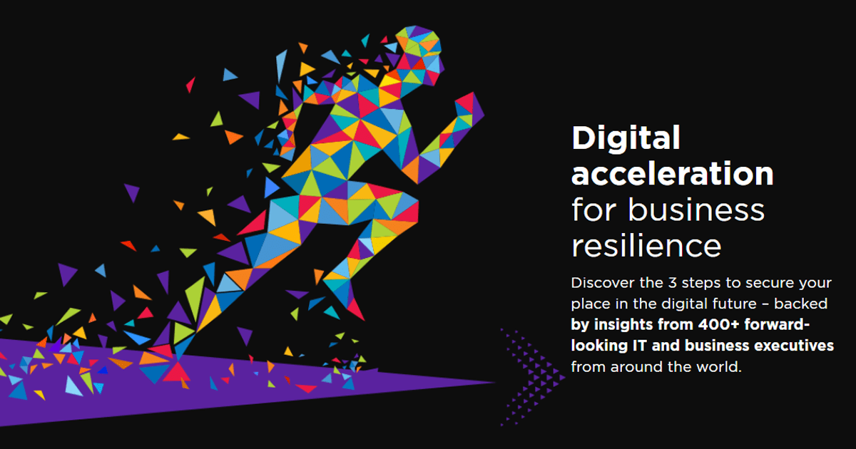 New Research: 2021 Digital Acceleration Report